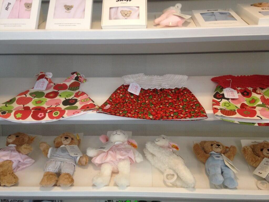 Sommerkleidchen für Babies