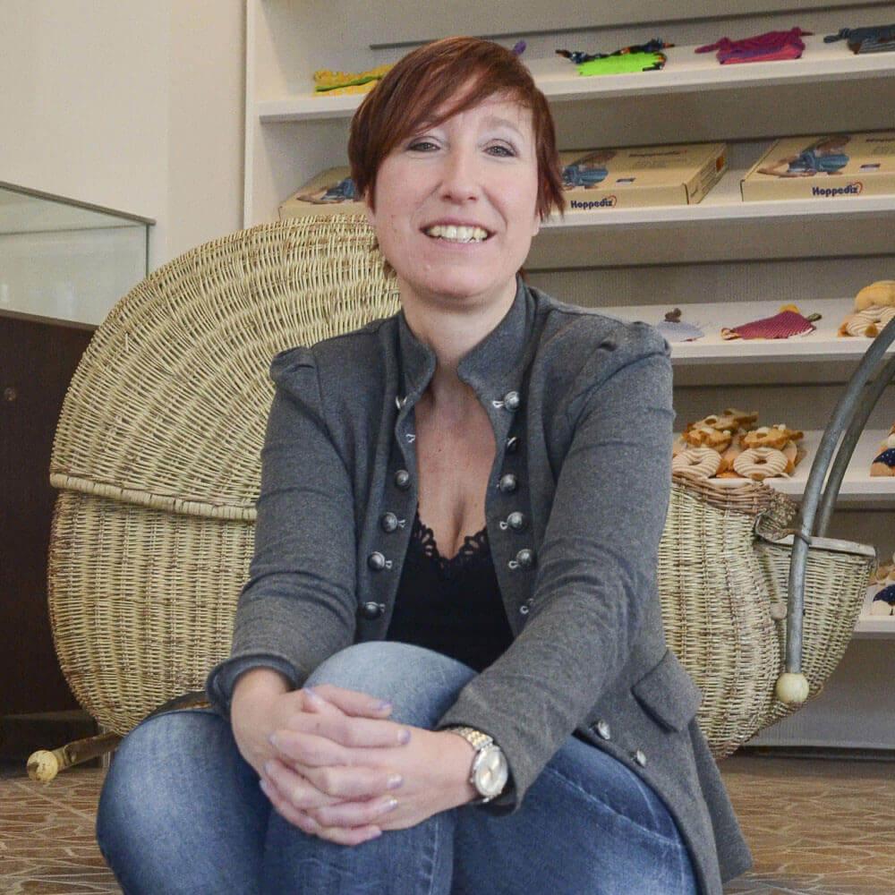 Andrea Weiß - Inhaberin 40 Wochen